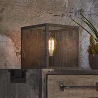 Tafellamp Vierkant Raster