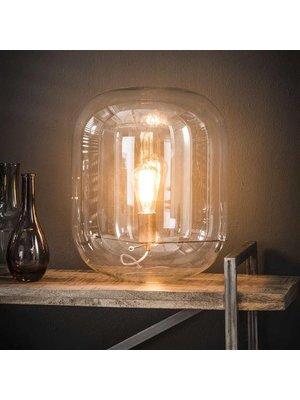 Alaska Tafellamp Glazen Stolp