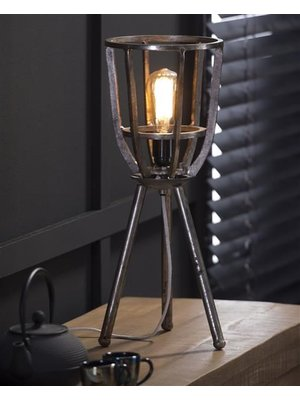 Alaska Tafellamp Ø21 basket driepoot