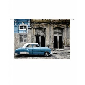 Urban Cotton Wandkleed 'Havana' 145 x 190 cm