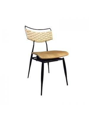 Kick Collection Designstoel NYC- Zwart