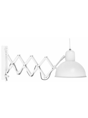 It's About RoMi Wandlamp ijzer Aberdeen, mat wit