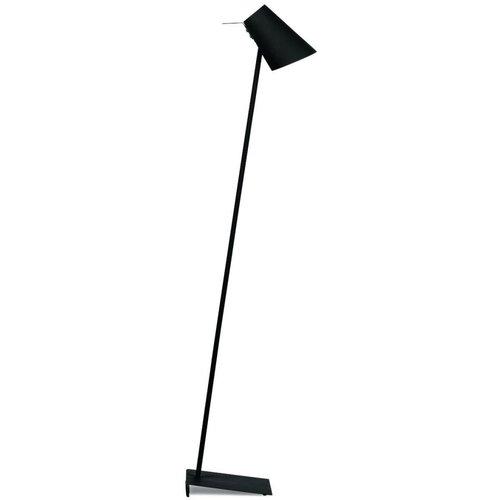 It's About RoMi Vloerlamp ijzer/rubber finish Cardiff, zwart