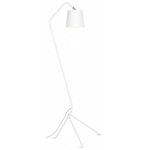 It's About RoMi Vloerlamp ijzer 3-poot Barcelona, wit