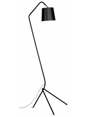 It's About RoMi Vloerlamp ijzer 3-poot Barcelona, zwart