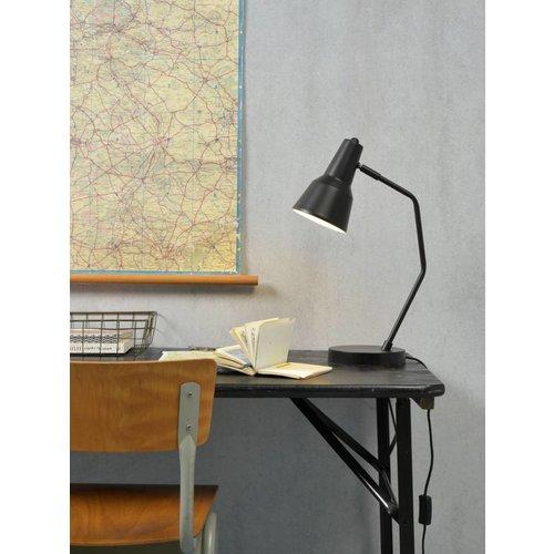 It's About RoMi Tafellamp ijzer Valencia, zwart
