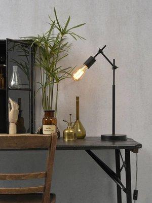 It's About RoMi Tafellamp ijzer Sheffield, zwart