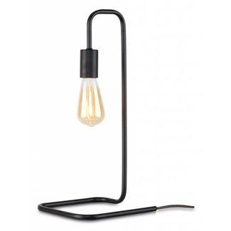 It's About RoMi Tafellamp ijzer London, zwart