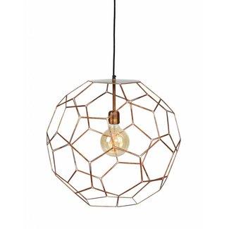 It's About RoMi Hanglamp draadijzer Marrakesh koper, S