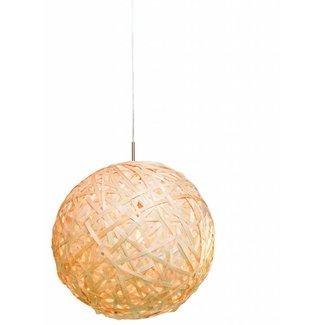 It's About RoMi Hanglamp bamboe Kyoto bol naturel, L