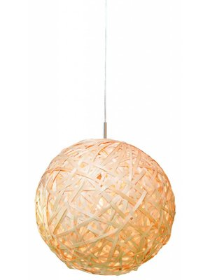It's About RoMi Hanglamp bamboe Kyoto bol naturel, S