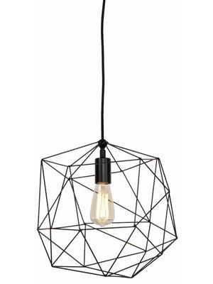 It's About RoMi Hanglamp draadijzer Copenhagen, zwart