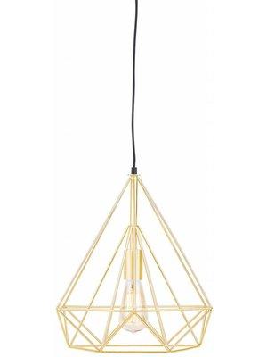It's About RoMi Hanglamp draadijzer Antwerp, goud