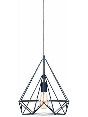 It's About RoMi Hanglamp draadijzer Antwerp, zwart