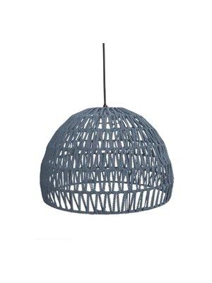 LABEL51 Hanglamp Rope Grijs