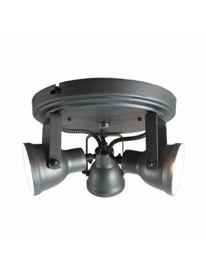 LABEL51 LED Spot Max 3-Lichts 21x21x13,5 cm