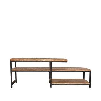 LABEL51 Tv-meubel Vintage 149x46x54 cm