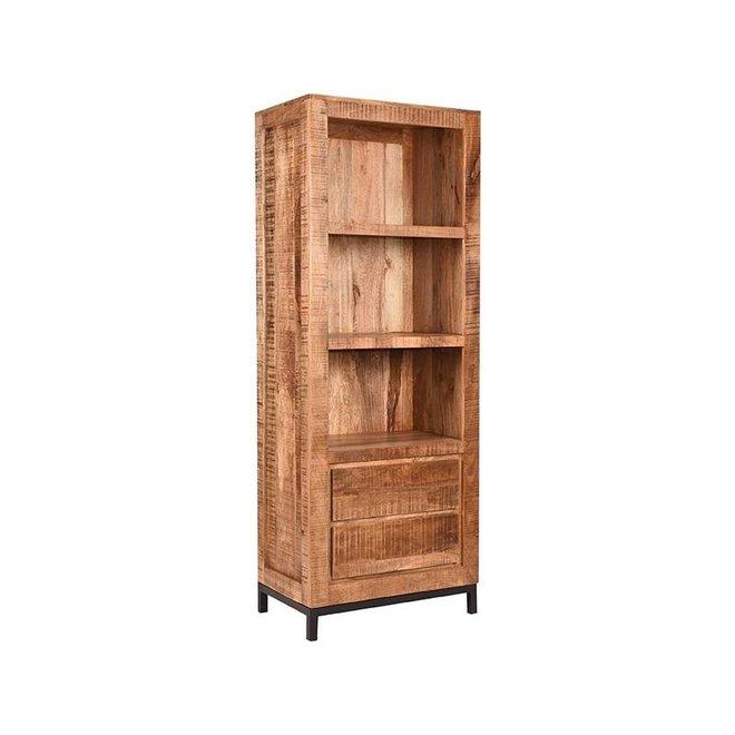 Boekenkast Ghent 70x45x185 cm