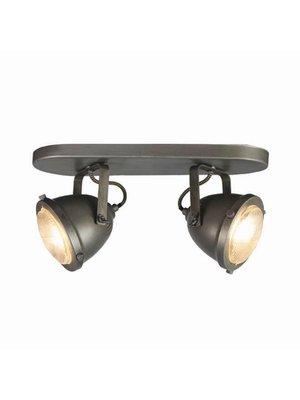 LABEL51 LED Spot Moto 2-Lichts 35x12x16,3 cm