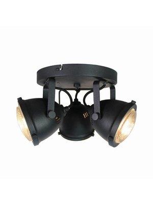 LABEL51 LED Spot Moto 3-Lichts 29,7x29,7x16,3 cm