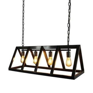 LABEL51 Hanglamp Roof 95x35x38 cm