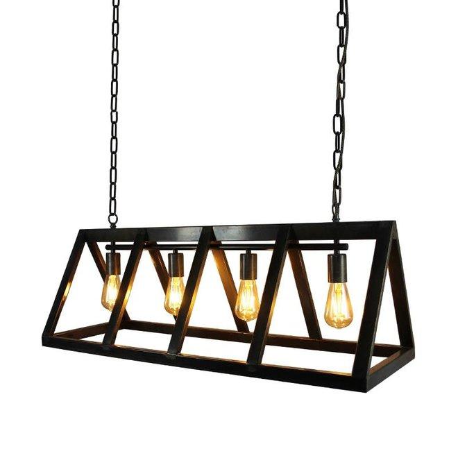 Hanglamp Roof 95x35x38 cm
