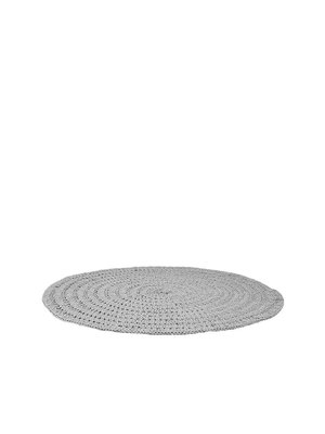 LABEL51 Vloerkleed Knitted 150x150  cm
