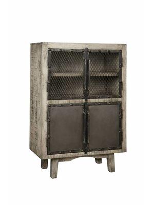 RENEW Dressoir Iron 4 deurs