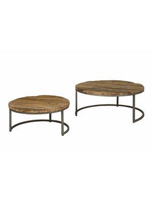 RENEW Rond table Set van 2