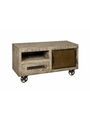 RENEW TV-kast Iron 1 deur-1 lade