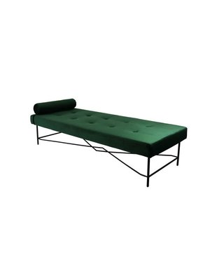 Kick Collection KICK VELVET CHAISE LOUNGE - PUCK