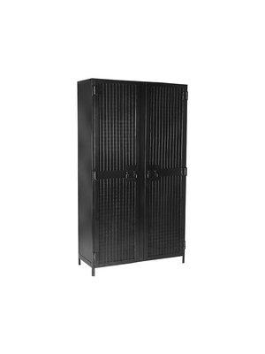 LABEL51 Hoge Kast Gate 2-Deurs 100x40x180 cm