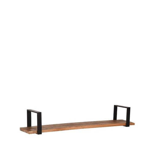 LABEL51 Wandplank Slam 120x23x20 cm