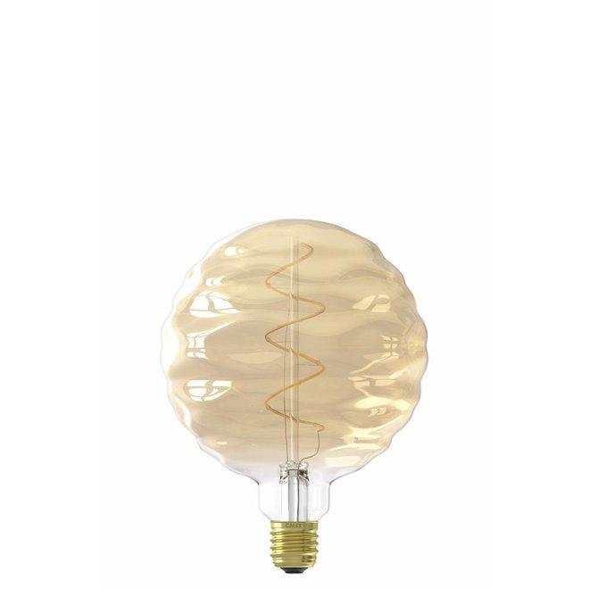 Lichtbron XL 'Bilbao Gold' Dimbaar