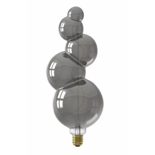 Calex LED Lamp XXL 'Alicante' Titanium (dimbaar)