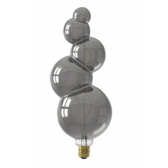 LED Lamp XXL 'Alicante' Titanium (dimbaar)