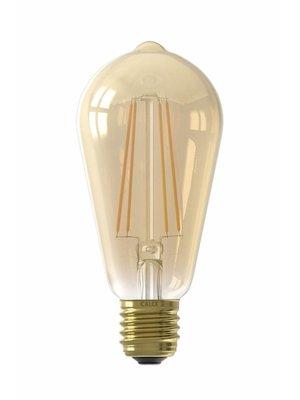 Calex E27 LED Lichtbron 'Druppel' - 430 Lumen Dimbaar