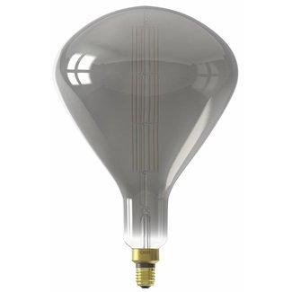 Calex Holland Calex XXL Sydney LED Lamp 240V 8W 200lm E27 R250, Titanium 2200K dimmable, energy label B