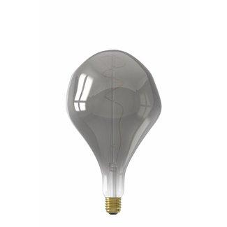 Calex Holland Calex XXL Organic LED Lamp 240V 6W 90lm E27 PS165, Titanium 2200K dimmable, energy label B