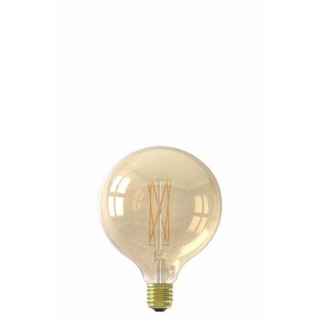 E27 LED Lichtbron 'Grote Bol XL' Ø12,5cm - Dimbaar