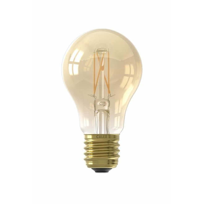 E27 LED Lichtbron 'Standaard Bol' - 310 Lumen Dimbaar