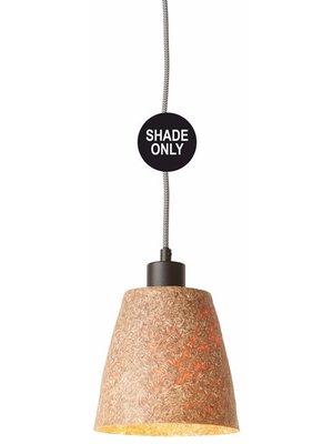 GOOD&MOJO Shade Hanglamp hout chips Sequoia, naturel