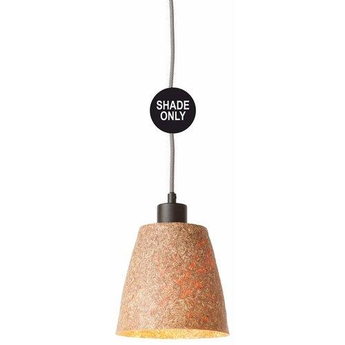 GOOD&MOJO Shade Hanglamp hout chips Sequoia, naturel