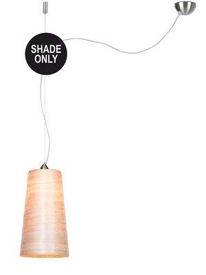 GOOD&MOJO Shade Hanglamp Sahara abaca, naturel, L