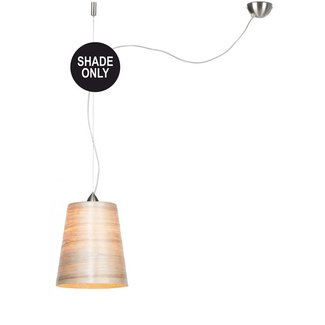 GOOD&MOJO Shade Hanglamp Sahara abaca, naturel, M