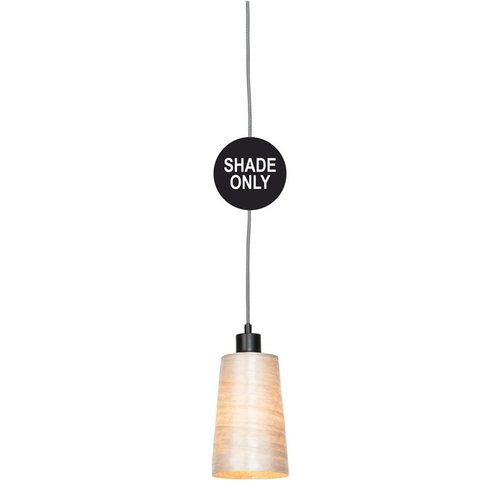 GOOD&MOJO Shade Hanglamp Sahara abaca, naturel, S