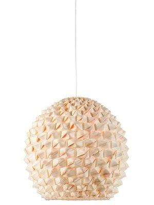 GOOD&MOJO Hanglamp bamboo Sagano globe, naturel