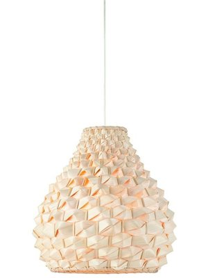 GOOD&MOJO Hanglamp bamboo Sagano drop, naturel