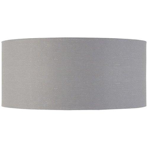 GOOD&MOJO Shade hanging/Vloerlamp eco linen, l.grey