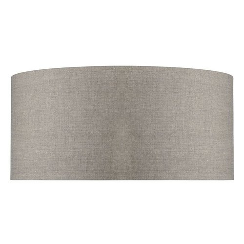 GOOD&MOJO Shade hanging/Vloerlamp eco linen, donker naturel